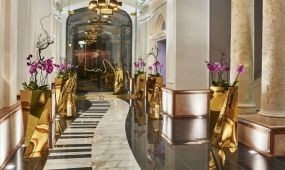 Az Aria Hotel Budapest a világ legjobb luxusszállodái között a ReviewPro szerint