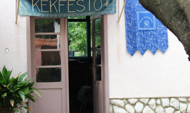 A szellemi kulturális örökség része lett a kékfestés hagyománya