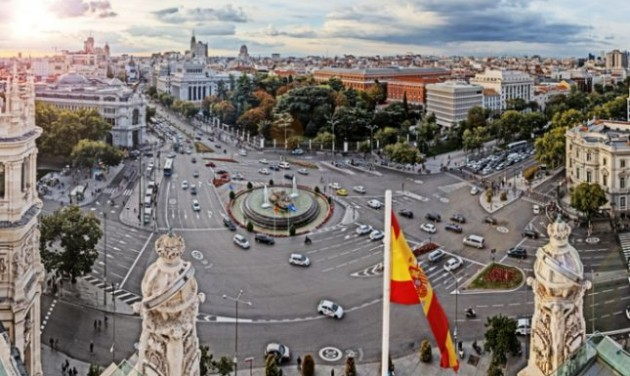 Télen is repül az Iberia Madrid és Budapest között