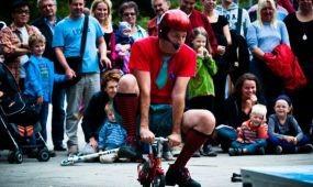 Utcaművészek Fesztiválja Bécsben