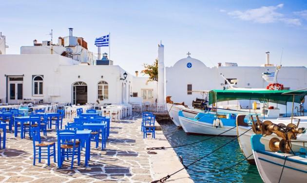 Az izraeliek augusztustól utazhatnak Görögországba és Ciprusra