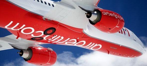 A termékfejlesztésre fókuszál  az airberlin