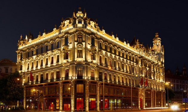 Elhagyja Budapestet a Buddha-Bar Hotel