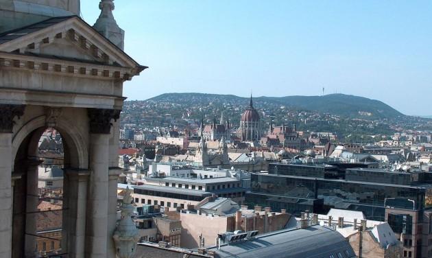 Csodás Magyarország: Budapest a magasból
