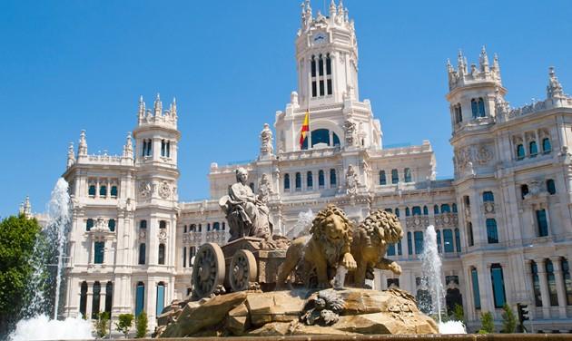 Félszáz utcanevet változtattak meg Madridban