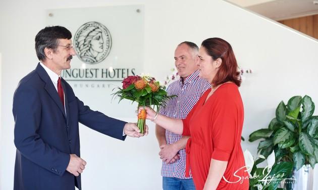 Meglepetés nevek a Hunguest Hotel Sóstó vezetőségében