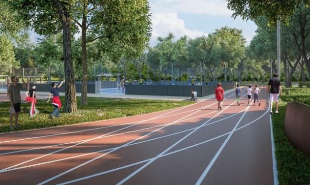 Futókör és sportpályák épülnek a Városligetben