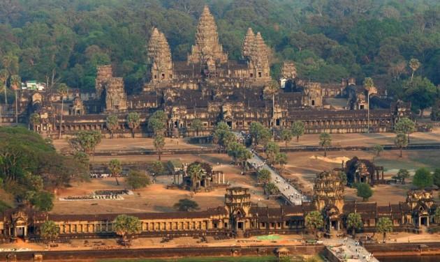 Rekord légiforgalom Kambodzsában