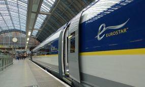 Négynapos sztrájk kezdődik pénteken a Csatorna-alagúton áthaladó Eurostar-vonatokon