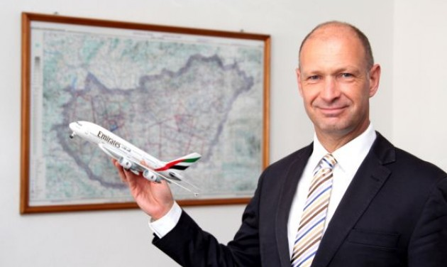 Az Emirates napi járatot indít Budapestre Dubaiból