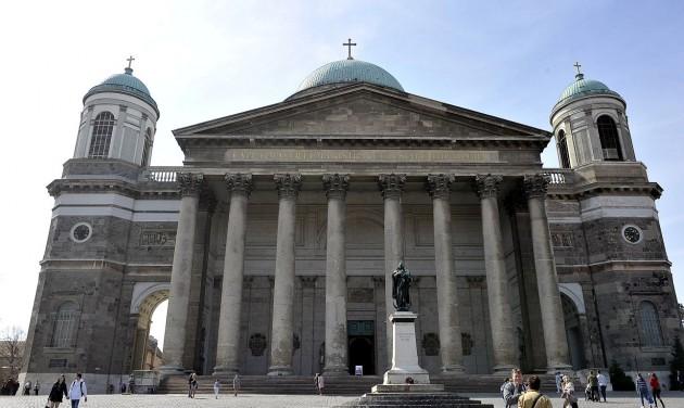 Négy év alatt megújul az esztergomi bazilika