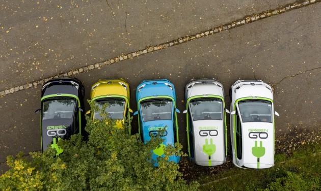Közösségi autózással gyűjthetünk fákra