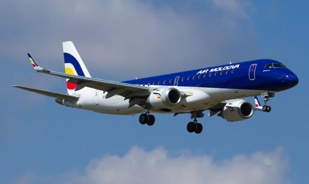 Felvásárolta az Air Moldovát a Blue Air