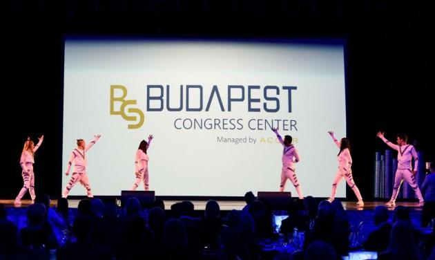 35 év, millió élmény a Budapest Congress Centerben