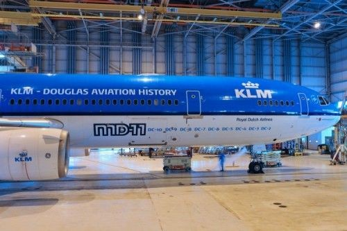 Air France-KLM: növekvő utasforgalom, MD11-es búcsújárat