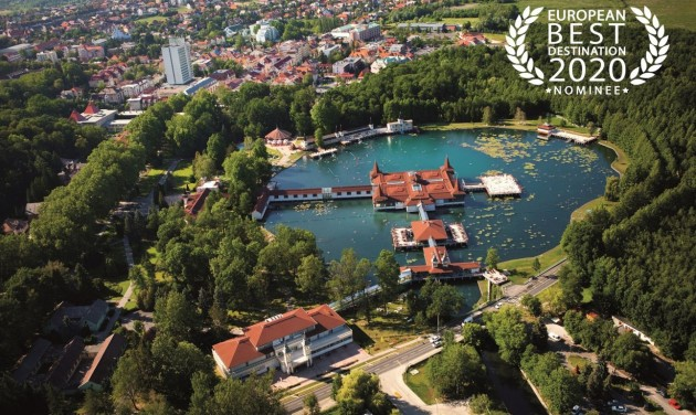 Hévíz is indulhat a European Best Destination 2020 címért