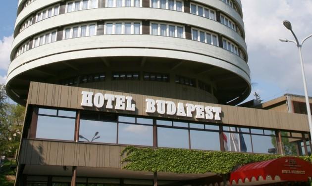50 éves a Budapest Szálloda