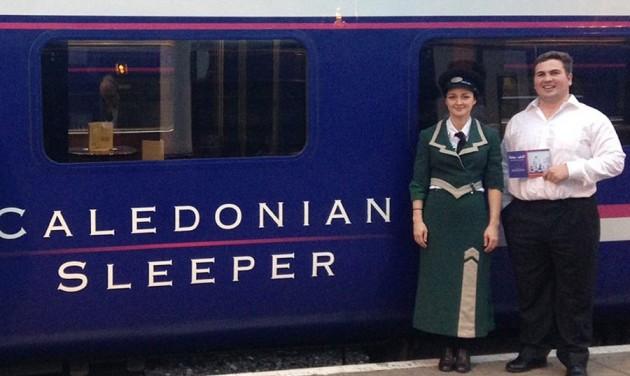 Operapremier Aberdeen és London között