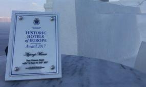 Magyar kastélyszállodát is díjazott a Historic Hotels of Europe