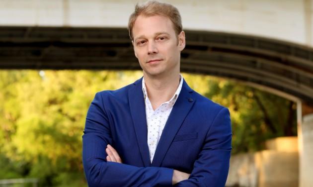 Faix Csaba: Az újratervezés napjait éljük – interjú