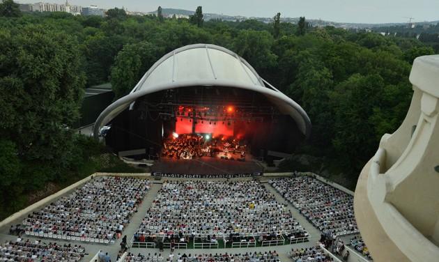 Százhúsz program a Budapesti Nyári Fesztiválon