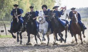A Tanyacsárdában indulnak a garantált lovasbemutatók március 1-től