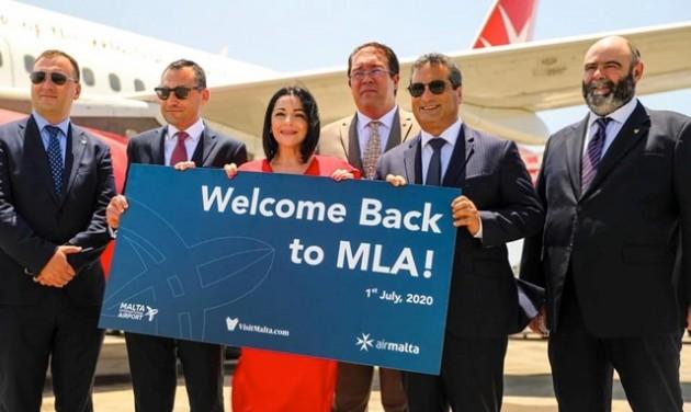 Málta bővítette a beutazási korlátozás nélküli országok listáját