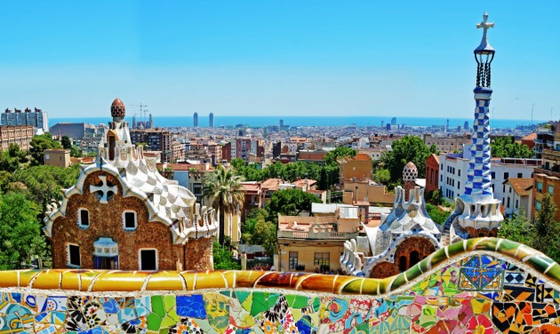 Spanyolország vonzza a turistákat