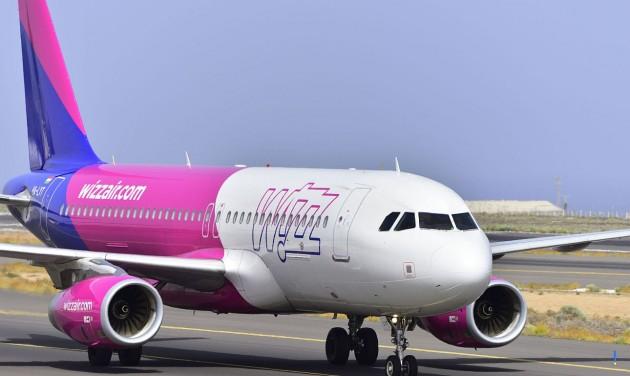 Rekoreredmény a Wizz Airnél