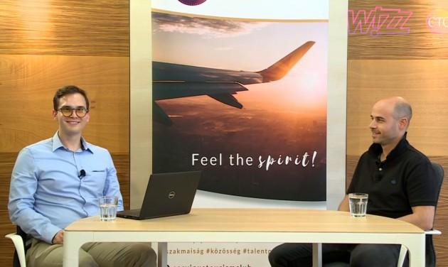 Marad-e az olcsó repülés? –  A Wizz Air a Corvinus Tourism Clubban
