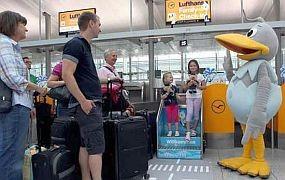 Családbarát Lufthansa