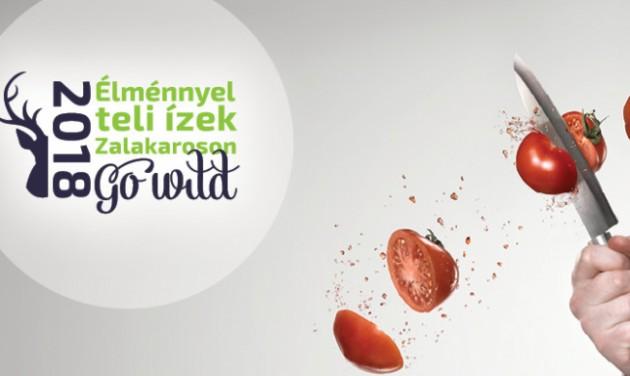 Zalakaros keresi Magyarország első wild food ételét