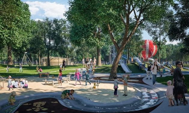 Európa egyik legizgalmasabb játszótere készül a Városligetben