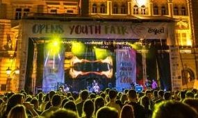 Magyar bemelegítés az Exit Fesztiválra