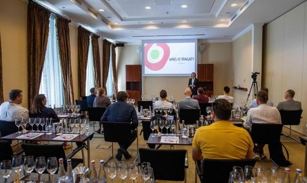 A magyar borok egyedisége lenyűgözte a litván borszakértőket