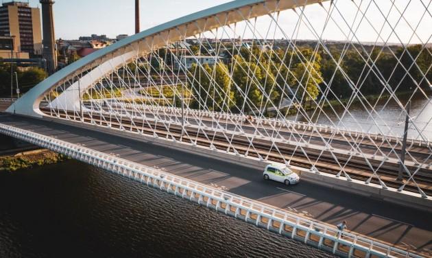 Magyar autómegosztó terjeszkedik Prágában