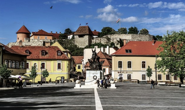 Bastion, drawbridge to be rebuilt at historic Eger castle
