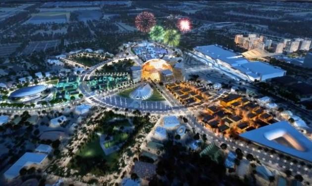 Miniszteri biztosa is van a dubaji világkiállításnak