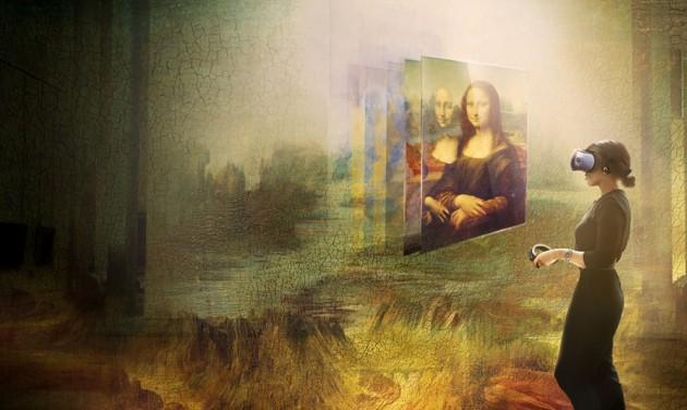 Leonardo életmű-kiállítás nyílt a párizsi Louvre-ban