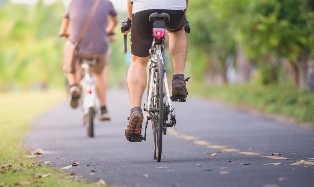 Négymilliárd forint jut kerékpárutak előkészítésére