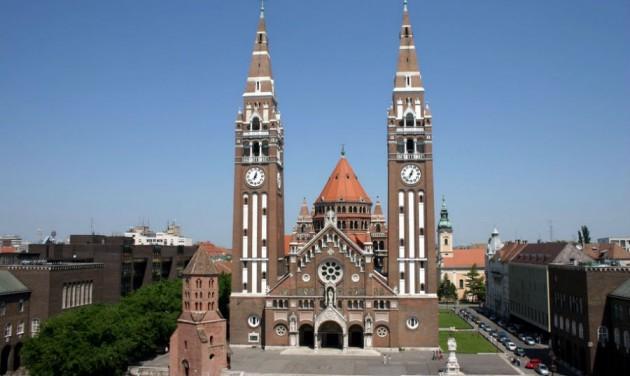 Dinamikusan nő Szeged turizmusa