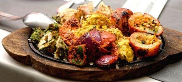 Budapesti-indiai étterem Bécsben