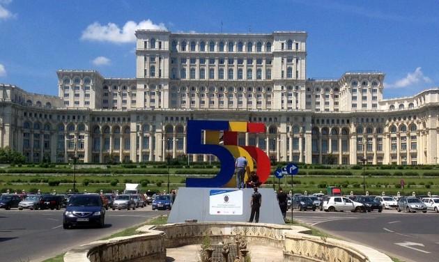 A turisták zöme Bukarestre érkezik Romániában