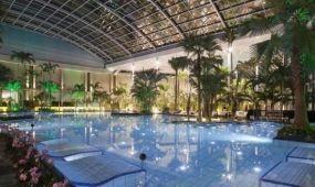 Európa egyik legnagyobb termálvizes wellnes-központja nyílt meg Bukarest közelében