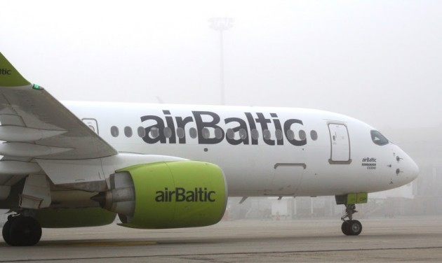 Jóváhagyták a lett állam tőkeemelését az airBalticban