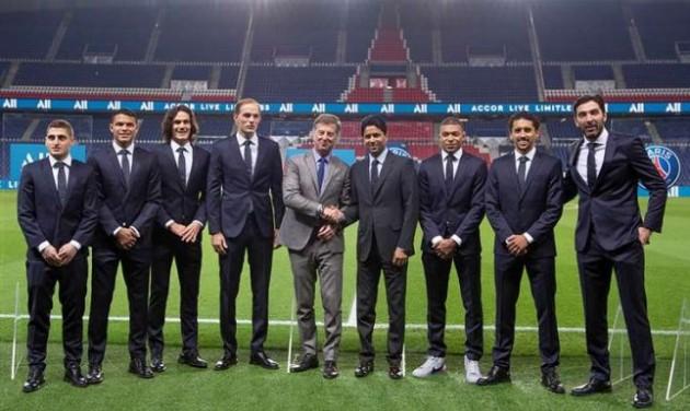Accor - Paris Saint-Germain partneri megállapodás