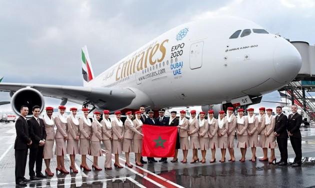Három kontinens három célállomására A380-assal