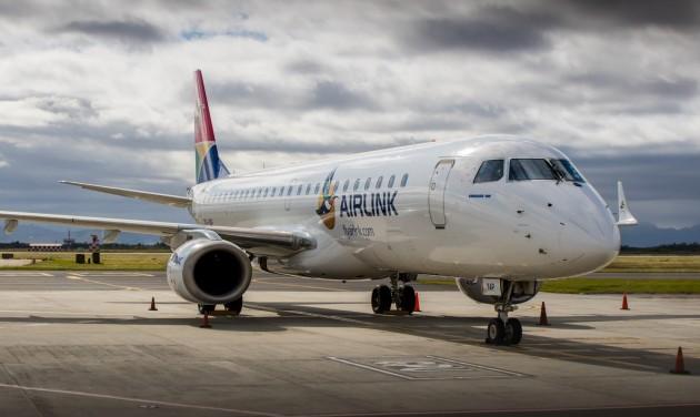 Codeshare-megállapodást kötött az Emirates és az Airlink