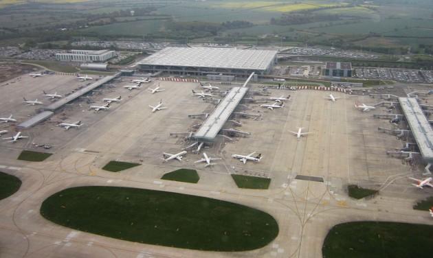Nagyot nőhet a Stansted repülőtér