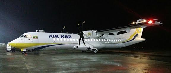 Mianmari légitársaság az új Hahn Air partner